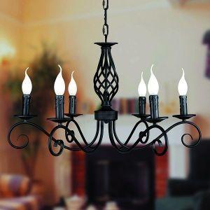 创意蜡烛灯营造欧式浪漫汾阳